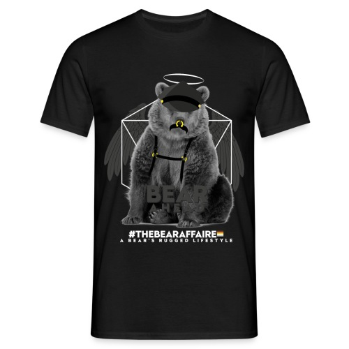 TBA Shirts Male BEARLINE Daddy Bear - Männer T-Shirt