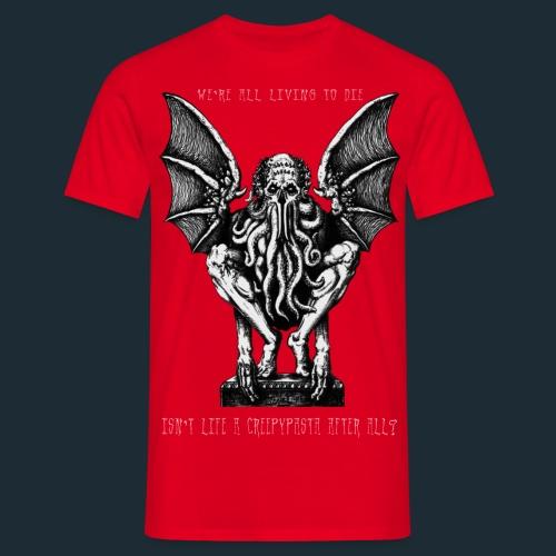 Modello 63 png - Men's T-Shirt