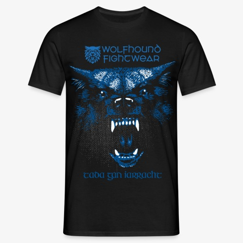 ranked blue - Men's T-Shirt