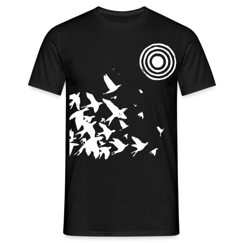 LMDH - birds - T-shirt Homme
