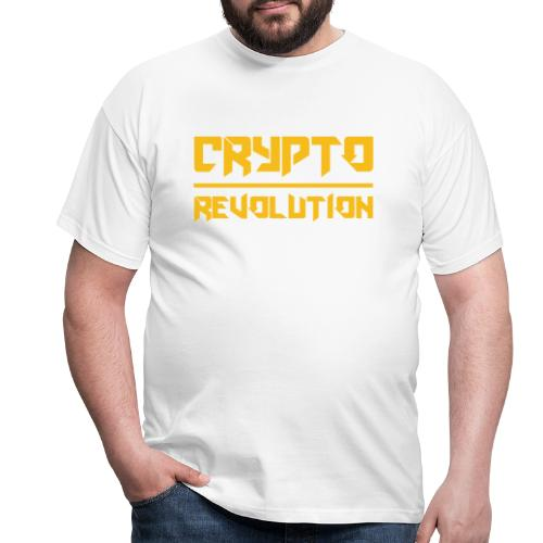 Crypto Revolution III - Men's T-Shirt