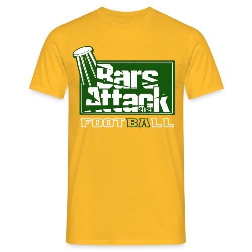 BarsAttack Football Knights Edition - Männer T-Shirt