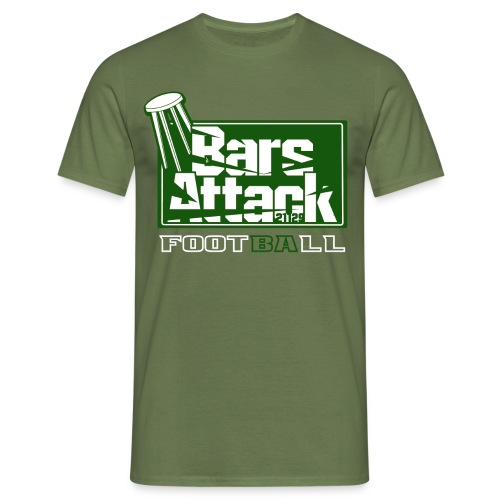 BarsAttack Football Knights Edition - Männer T-Shirt