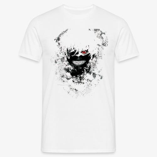 Kaneki Eye Patch - Men's T-Shirt