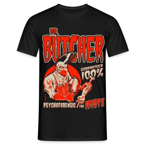 Dr. Butcher 2 - Camiseta hombre