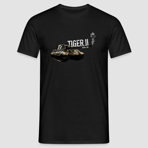German Tank - Tiger 2 (Sd.Kfz. 182) - Men's T-Shirt