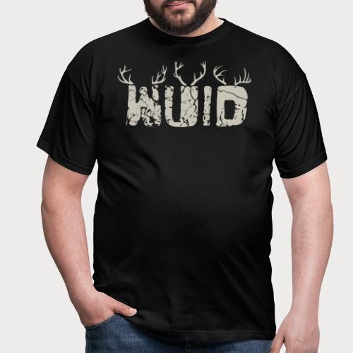 Wuid - Männer T-Shirt