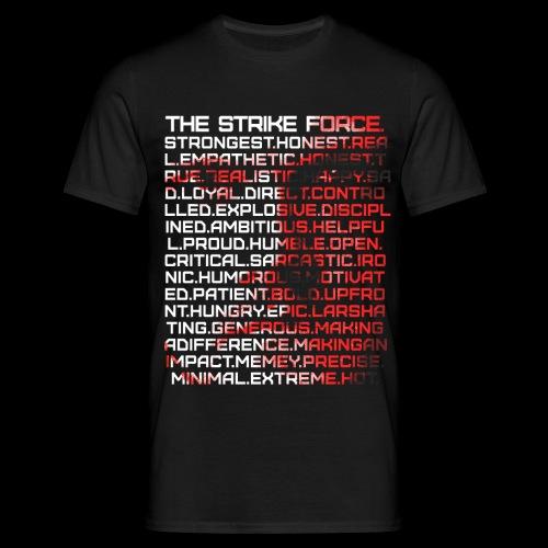 List Design - Men's T-Shirt
