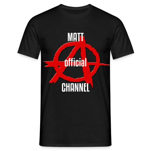 MATT official CHANNEL - Maglietta da uomo
