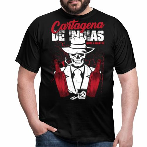 T-shirt Rum Fanatic - Cartagena des Indias - Koszulka męska