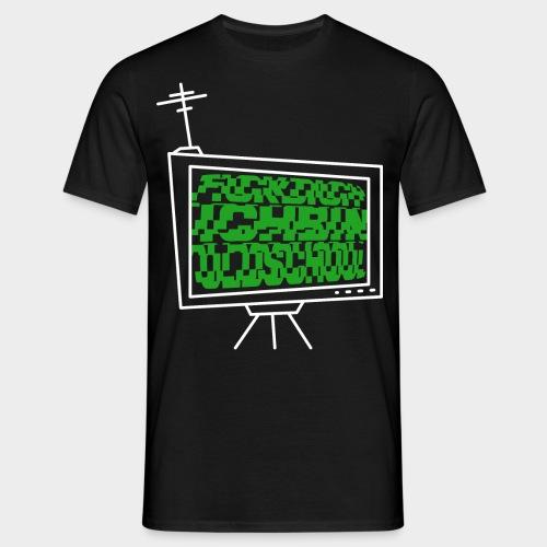 Fdibo green - Männer T-Shirt