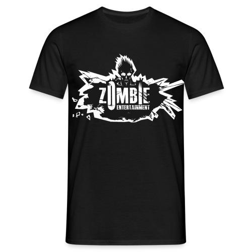 ZElogo2 neu png - Männer T-Shirt