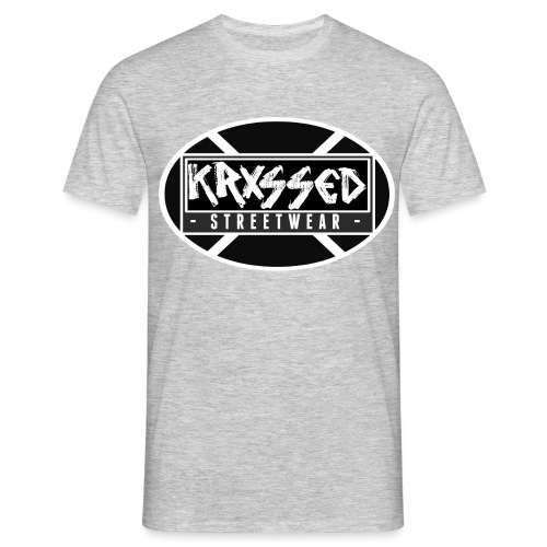 KRXSSED BASIC - Mannen T-shirt