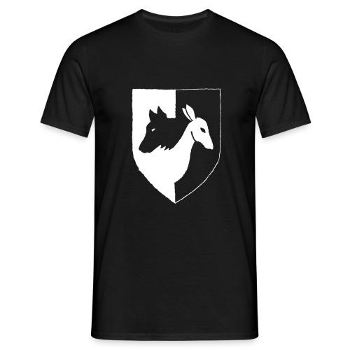 Pyhävuori pelkkä häälogo - Miesten t-paita