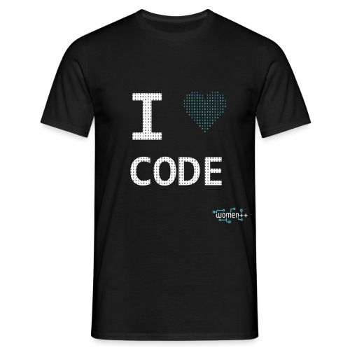 I <3 code - T-shirt Homme