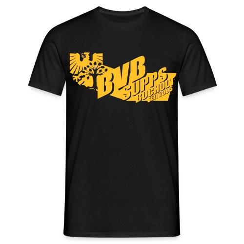 Supps-Bocholt groß - Männer T-Shirt