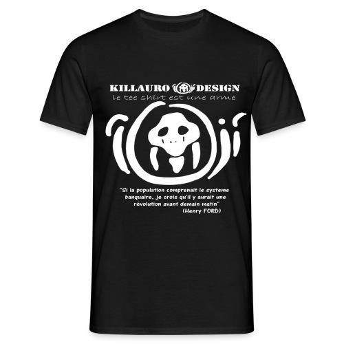 TKDS15 - T-shirt Homme