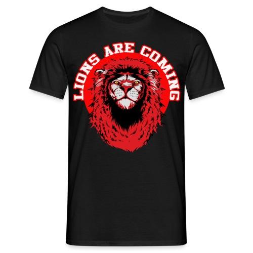 Lions - T-shirt Homme