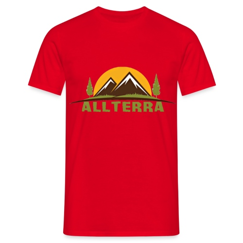 camiseta básica Alterra - Camiseta hombre