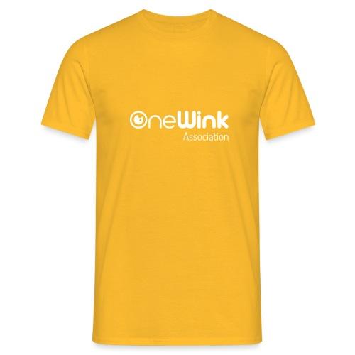 OneWink Association - T-shirt Homme