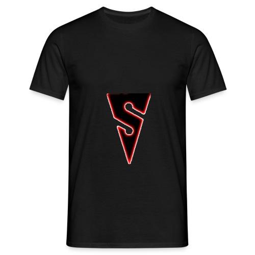 neon nuoli - Miesten t-paita