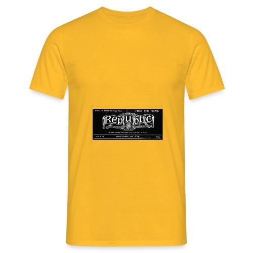 workersrepublictshirt - Men's T-Shirt