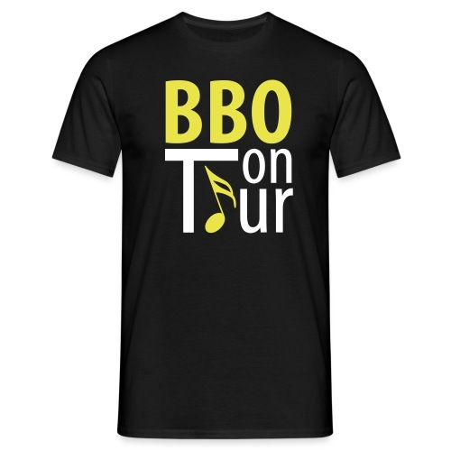 BBO on Tour - Männer T-Shirt