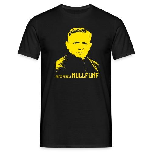 NULLFÜNF Fritz Rebell - Männer T-Shirt