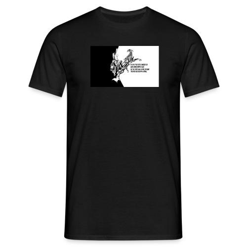 artist001 - Men's T-Shirt