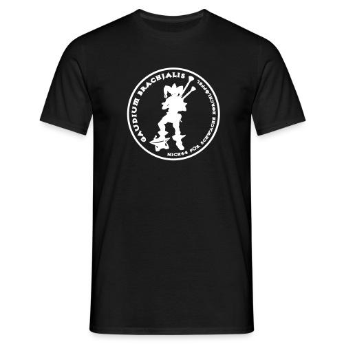 Gaudium Logo Neu - Männer T-Shirt