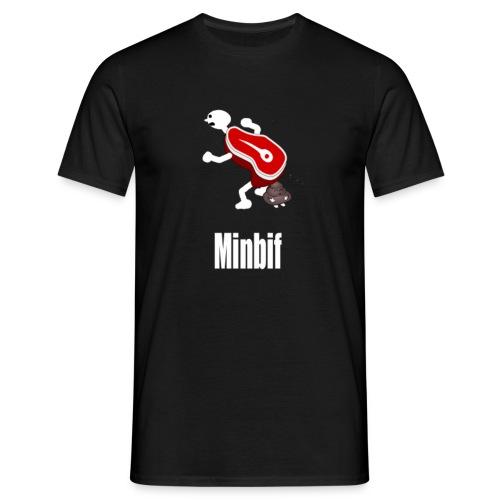 minbiftshirt - T-shirt Homme