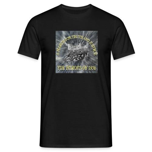 Jarrow Marchers - Men's T-Shirt