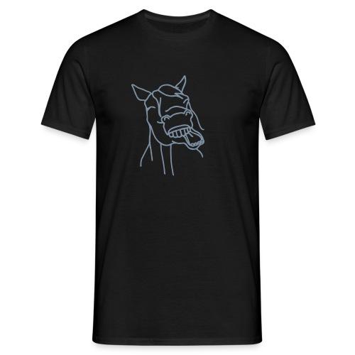 hevonen3 - Miesten t-paita