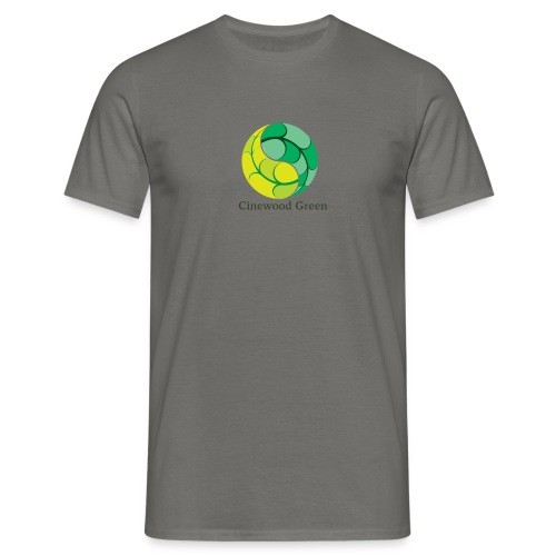 Cinewood Green - Men's T-Shirt
