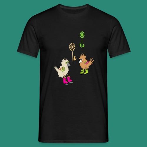 bunte vögel,Colorful birds - Männer T-Shirt