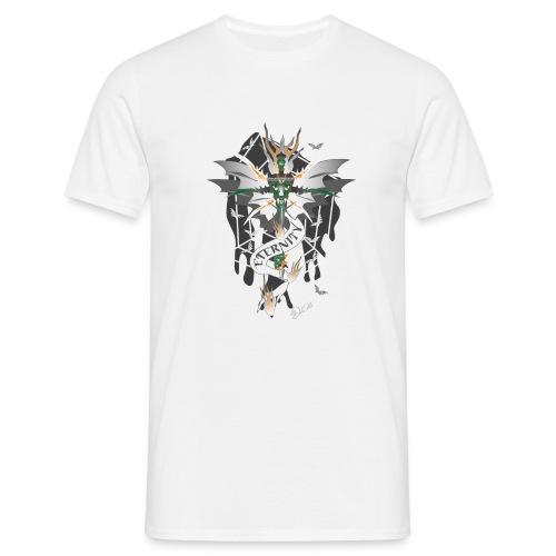 Dragon Sword - Eternity - Drachenschwert - Männer T-Shirt