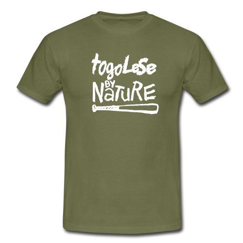 TOGOLESE BY NATURE - T-shirt Homme