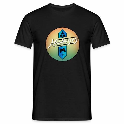 Monte Logo - Männer T-Shirt