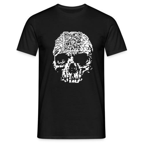 qr hansen w - Männer T-Shirt