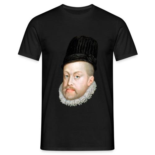 Felipe II de España - Camiseta hombre