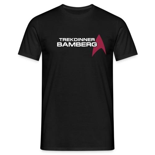 td bamberg 1 - Männer T-Shirt