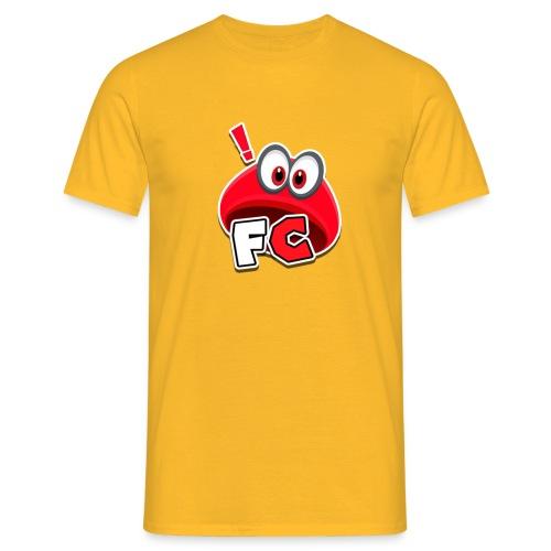 Flying Cappys Logo! - Männer T-Shirt