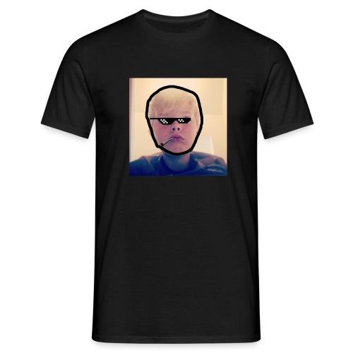 Hej - Herre-T-shirt