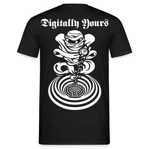 Digitally Yours - Men's T-Shirt