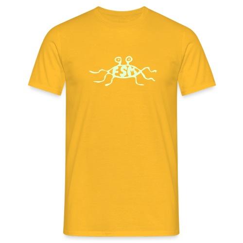 Flying Spaghetti Monster (FSM) - Koszulka męska
