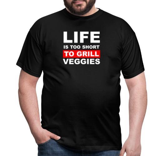 Grill Veggies - Männer T-Shirt