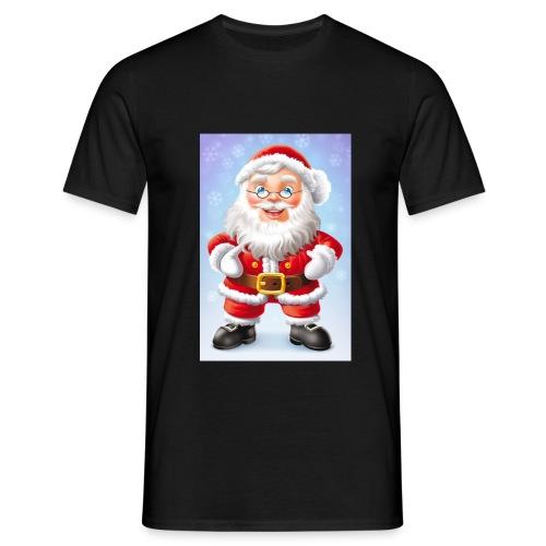 papa noel - T-shirt Homme