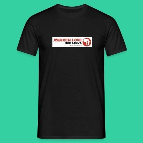 AwakenLoveWebBanner900x224 jpg - Men's T-Shirt