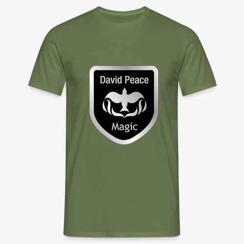 PeaceLogo png - Men's T-Shirt