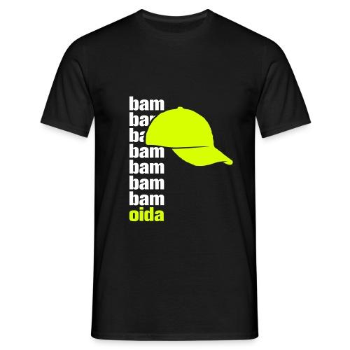 bam oida - Männer T-Shirt